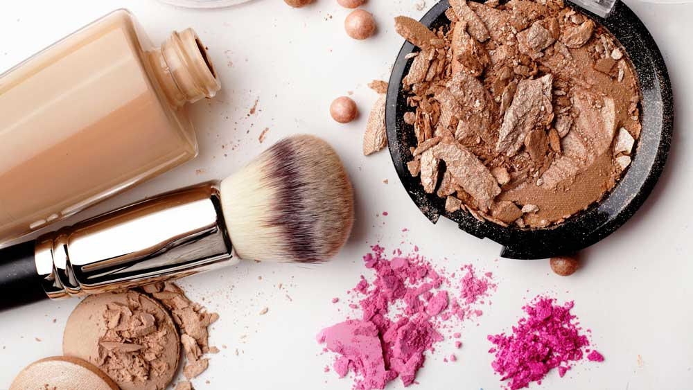 makeup ingredients